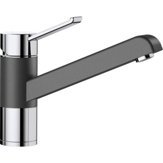 Kitchen Mixer Tap Blanco Zenos Anthracite