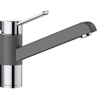 Kitchen Mixer Tap Blanco Zenos Rock Grey