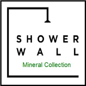 Shower Wall Panelling Mineral Collection