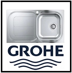 Grohe Stainless Steel Sinks