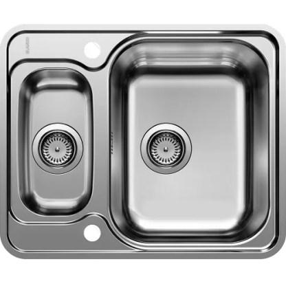 Stainless Steel Sinks Lantos 6-IF