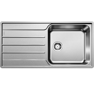 Stainless Steel Sinks Lemis XL 6 S-IF