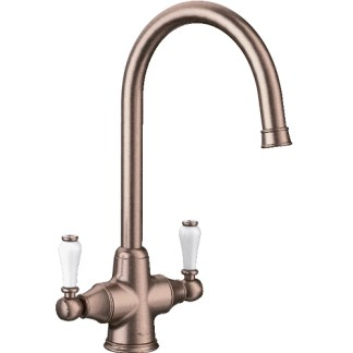 Brushed Copper Tap Blanco Vicus