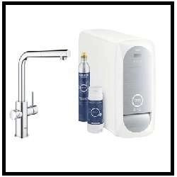 Instant Hot Water and Filter Taps