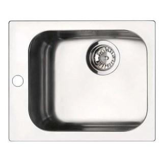Sink Square Bowl Smeg Alba VS34-P3
