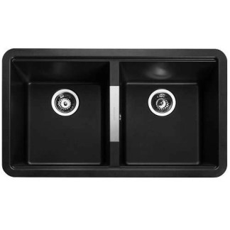undermount Sink Double Bowl Paragon Igneous