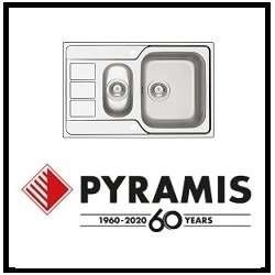 Pyramis Stainless Steel Sinks