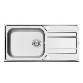Sink, Single Bowl, Athena