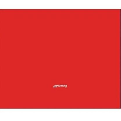 Splashback, Red Glass 900 mm, Smeg
