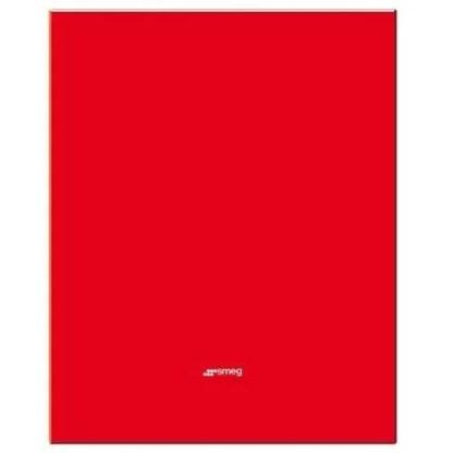 smeg Splashback, Red Glass 600mm