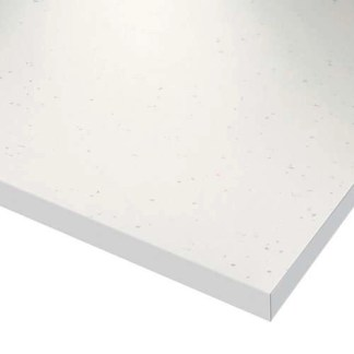 Slimline Worktops White Quartz