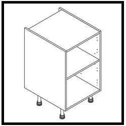 Kitchen Cabinets Base Units