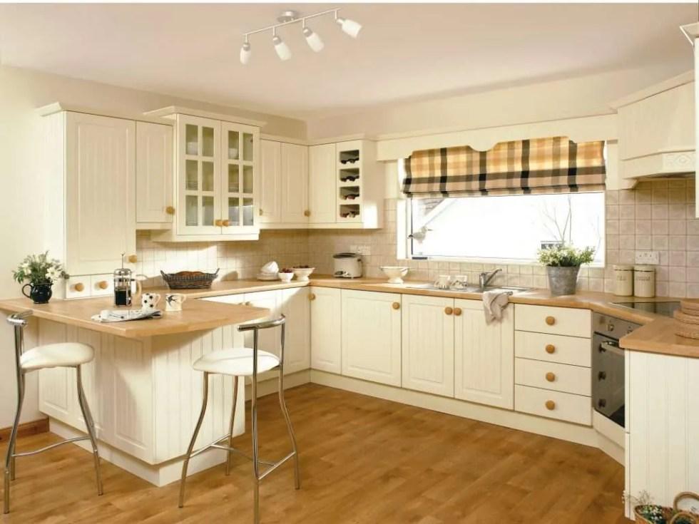 Berwick Ivory Kitchen