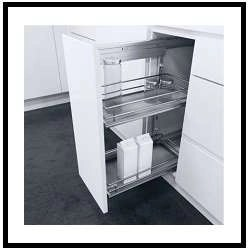 Pull Out Kitchen Storage