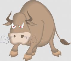 Angry bully