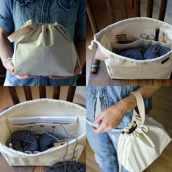 Fringe Field Bag