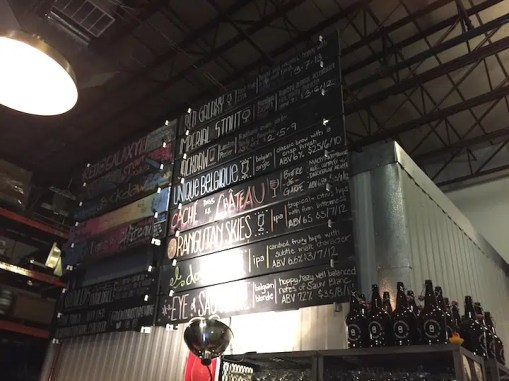 Aeronaut Brewing