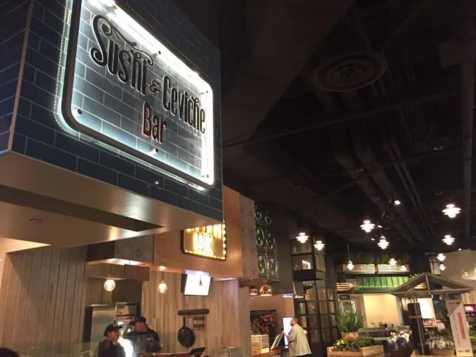 Sushi & Ceviche Bar