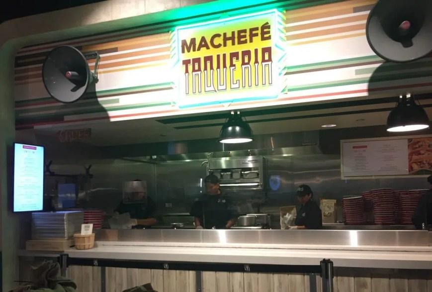 Machefe Taqueria