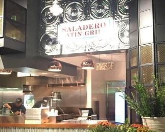 Saladero Latin Grill