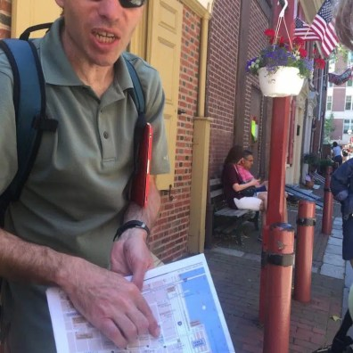 Context Travel Philadelphia Franklin Seminar