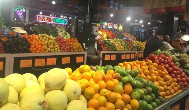 Fresh, amazing produce.