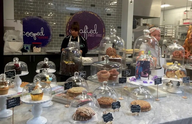 Crafted Baked Goods are a delight.