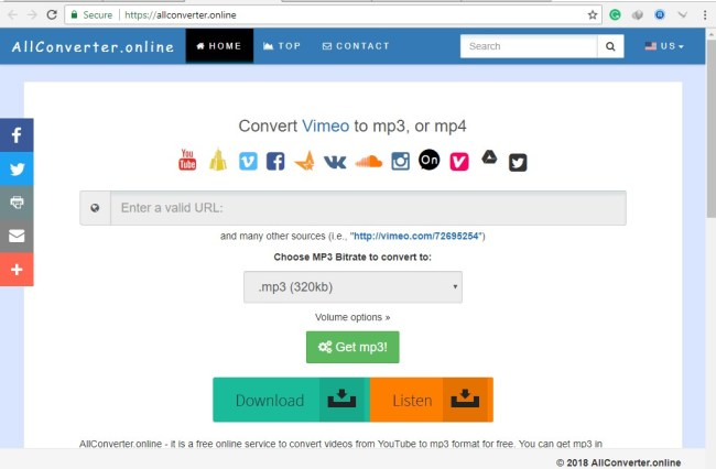 Best free Youtube video to MP3 converter ( MP4 converter