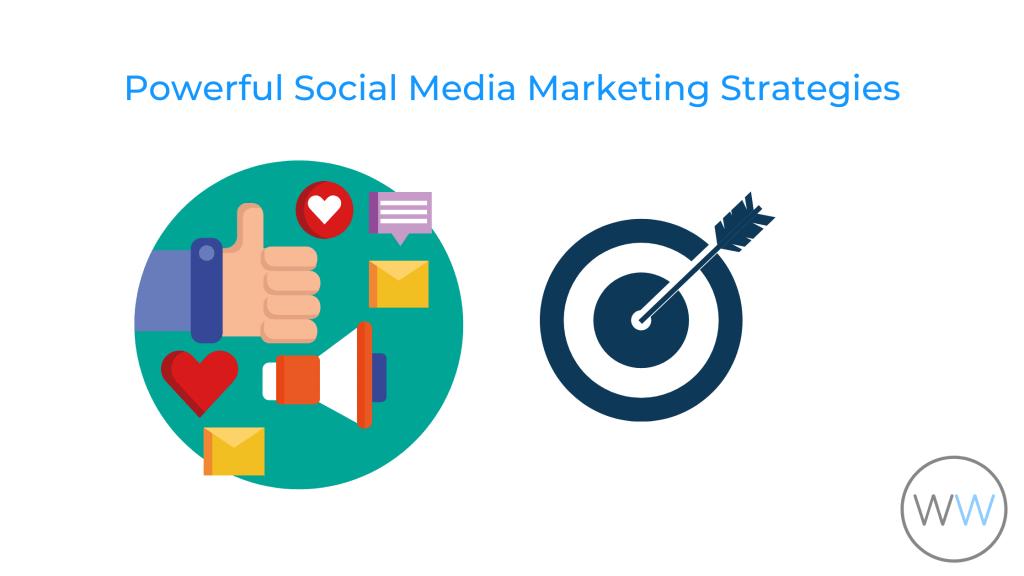 strategies for social media marketing