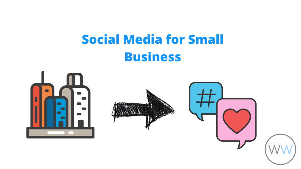 marketing small business on social media
