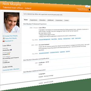 free cv online create your online cv online resume builder resume