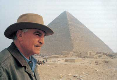 Pyramids: Excavation and Preservation