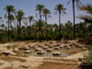 The remains of Bardak Siyah Palace