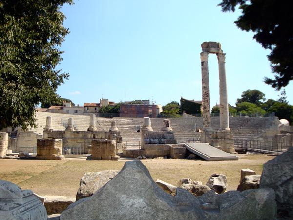 Arles-Theatre