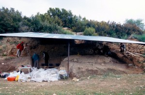 Moll's Salt site in Tarragon,Cataluña, Spain. Credit: M. Vaquero et al.
