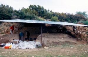 Moll's Salt site in Tarragon,Cataluña, Spain. Credit: M. Vaquero et al.