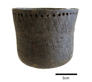Torihama pot Photo: courtesy of Wakasa History and Folk Law Museum