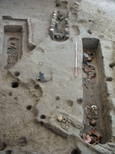 The stunning Bronze Age burials revealed at Ban Non Wat.