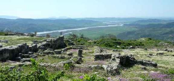 Travel, Albania, Byllis, Apollonia - CWA 63