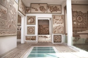 Bardo museum in Tunisia