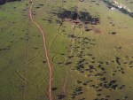 Circles of mystery: Strange ancient earthworks in Brazil's Amazonian rainforest