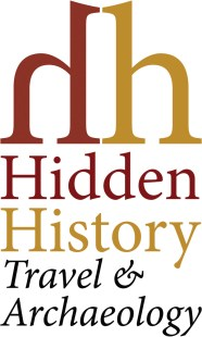 Hidden History Travel and Archaeology logo