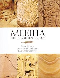 Mleiha front cover