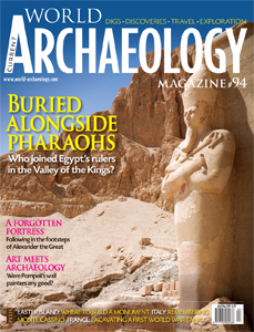 CWA 94 - now on sale - World Archaeology