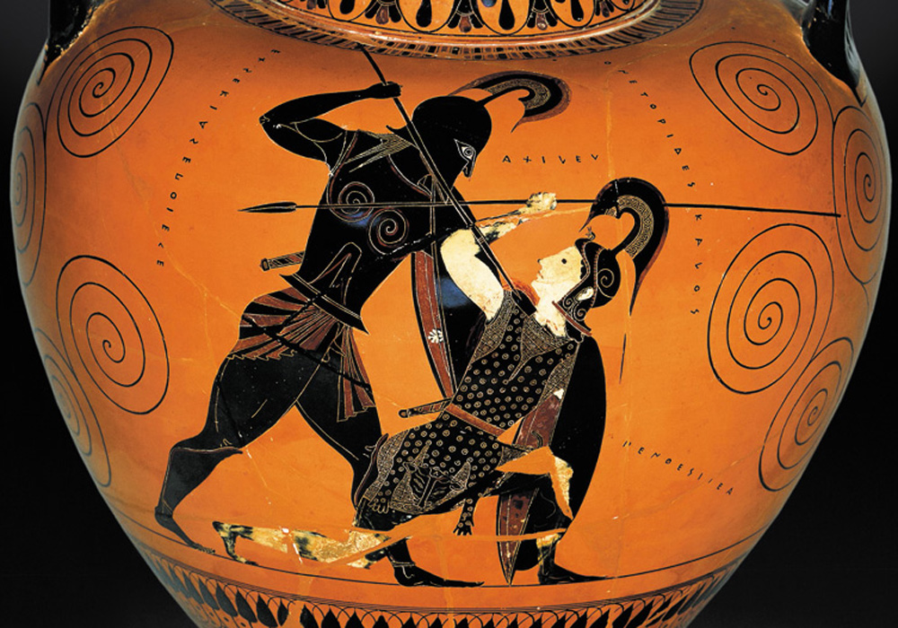 Trojan War: the archaeology of a story