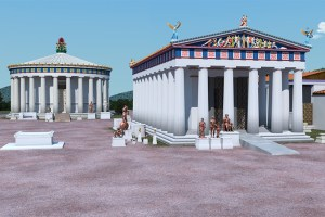 Temple-of-Asclepius-at-Epidauros