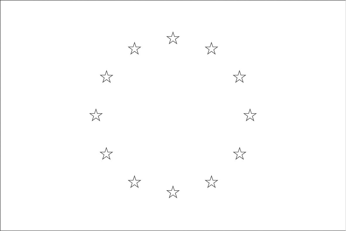 Flags of Europe Countries Flag Coloring Pages - YouTube | 788x1181