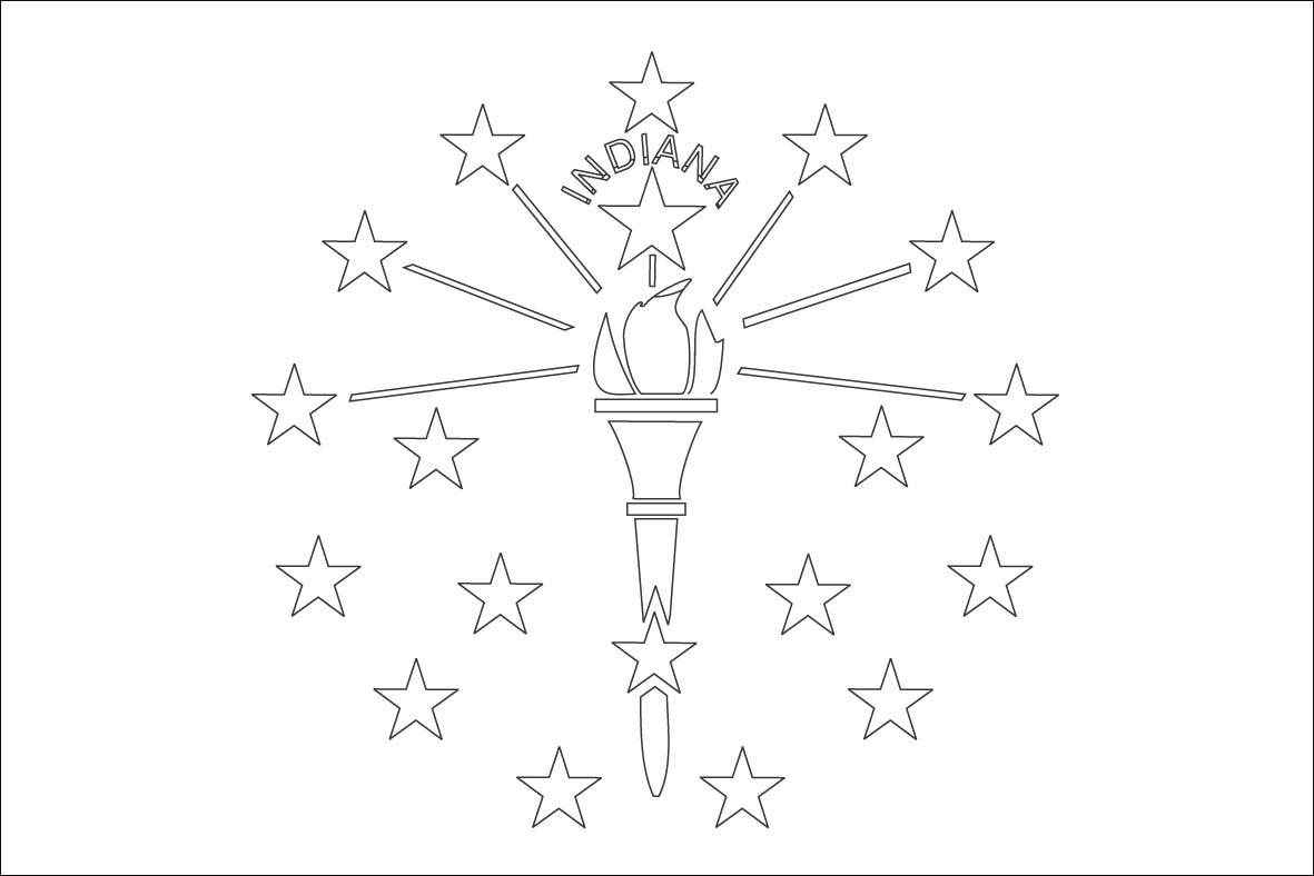 world flags coloring pages 4