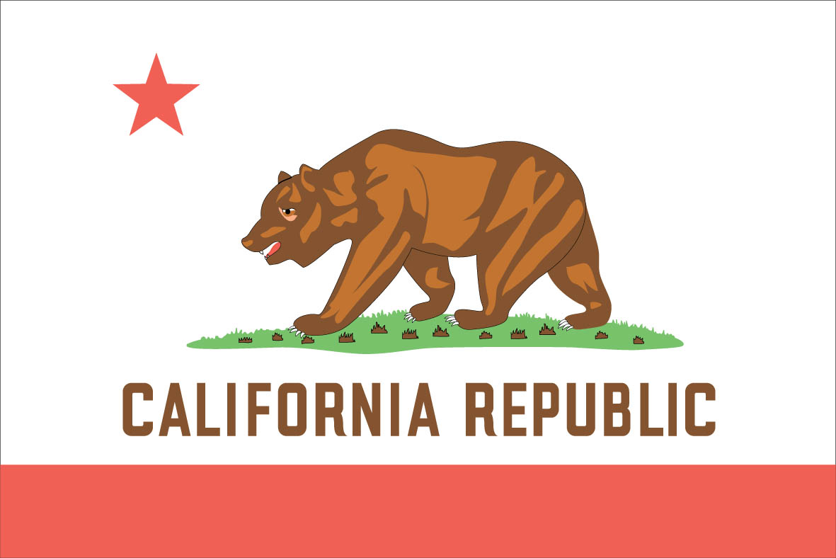 California State Flag Represents