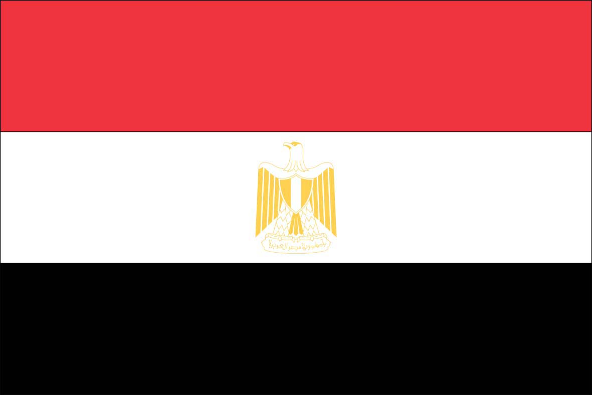meaning of egypt flag